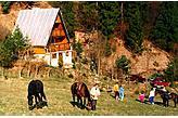 Chata Jasenská dolina Slovensko