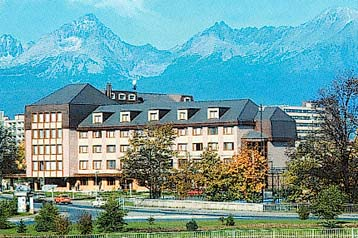 Hotel 2029 Poprad