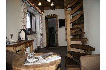 Pension 2409 Ždiar: pension in Zdiar - Pensionhotel - Guesthouses