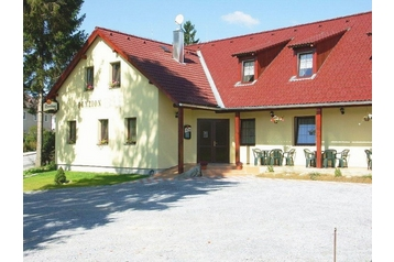 Pension 5996 Horní Planá: pension in Horni Plana - Pensionhotel - Guesthouses
