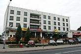 Hotel Tomaszów Lubelski Polsko
