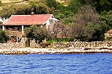Ferienhaus Žut Kroatien