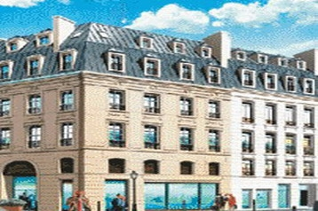 Hotel 8501 Paris