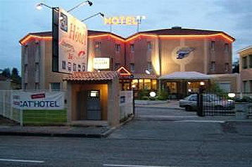 Hotel 8870 Nîmes