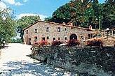 Penzion Castell'Azzara Itálie