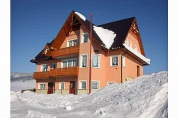 Pension 13262 Ždiar: pension in Zdiar - Pensionhotel - Guesthouses