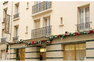 Hotel 14661 Paris: hotels Paris - Pensionhotel - Hotels