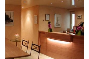 Hotel 14850 Paris: hotels Paris - Pensionhotel - Hotels