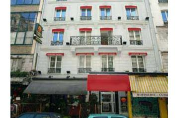 Hotel 14919 Paris: hotels Paris - Pensionhotel - Hotels
