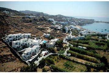 Hotel 17287 Platis Gialos: hotels Platis Gialos - Pensionhotel - Hotels