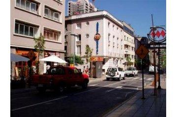 Hotel 18146 Santiago