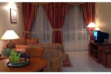 Hotel 18540 Abu Dhabi v Abu Dhabi – Pensionhotel - Hoteli