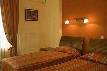 Hôtel 18602 Gouménissa: hôtels Goumenissa - Pensionhotel - Hôtels