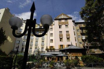 Hotel 18848 Budapest: hotels Budapest - Pensionhotel - Hotels
