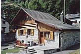 Chata Lavizzara Švýcarsko