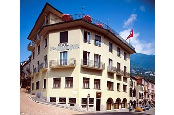 Hotel 18997 Locarno - Pensionhotel - Hotely