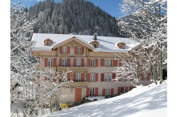 Hotel 19200 Les Diablerets Les Diablerets - Pensionhotel - Hotely