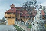 Hotell Dolyna Ukraina