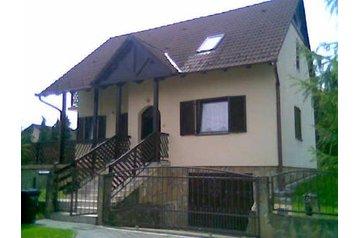 Maďarsko Chata Zalakaros, Exteriér