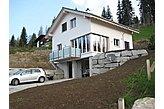 Chata Luzein Švýcarsko
