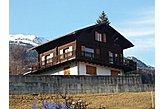 Chata Unterbäch Švýcarsko