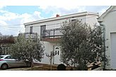 Apartement Ždrelac Horvaatia