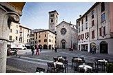 Apartmán Como Itálie