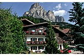 Pension Corvara in Badia Italien