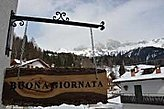 Pension Falcade Italien