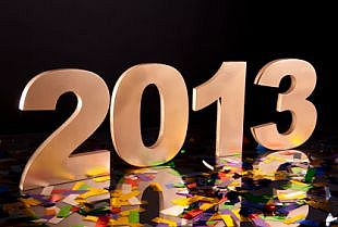 Time to book New Year's Eve 2013!