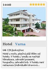 Limba.com - Varna, Hotel, Ubytování 14440