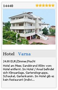 Limba.com - Varna, Hotel, Unterkunft 14440