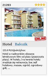 Limba.com - Bałczik, Hotel, Noclegi 21283