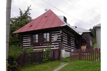 Slowakei Chata Šumiac, Exterieur