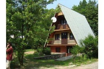 Slowakei Chata Ružiná, Exterieur