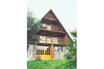 Slovensko Chata Krpáčovo, Exteriér