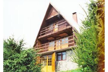 Slowakei Chata Krpáčovo, Exterieur