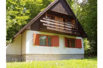 Slovakia Chata Divín, Exterior