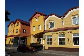 Slowakei Penzión Martin, Exterieur