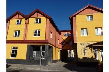 Slovacia Penzión Martin, Exteriorul