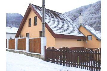Slovensko Chata Slovinky, Exteriér