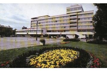 Slovacia Hotel Žilina, Exteriorul