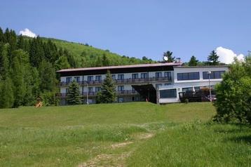 Słowacja Hotel Krpáčovo, Krpaczowo, Zewnątrz