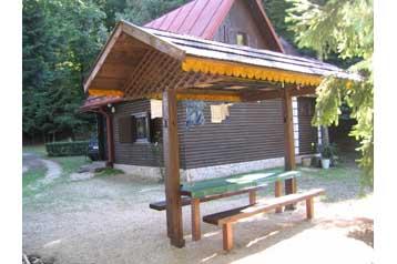 Slovakia Chata Halič, Exterior