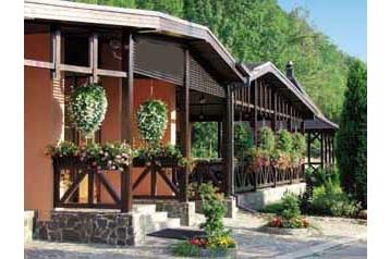 Slovensko Hotel Kremnica, Exteriér