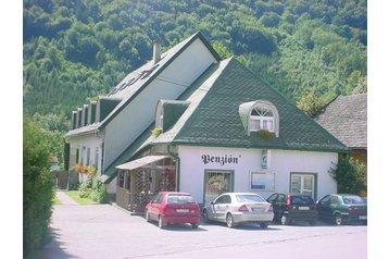 Slovensko Hotel Kraľovany, Exteriér