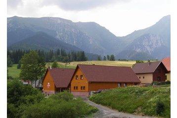 Slovakia Penzión Ždiar, Exterior