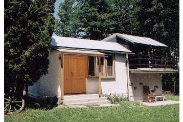 Słowacja Chata Martin, Zewnątrz