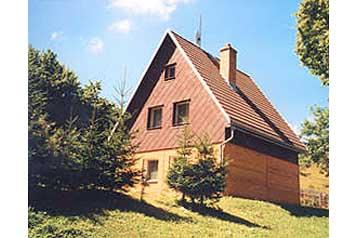 Tschechien Chata Ostružná, Exterieur