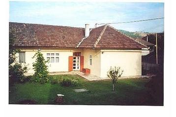 Slovensko Chata Richnava, Exteriér